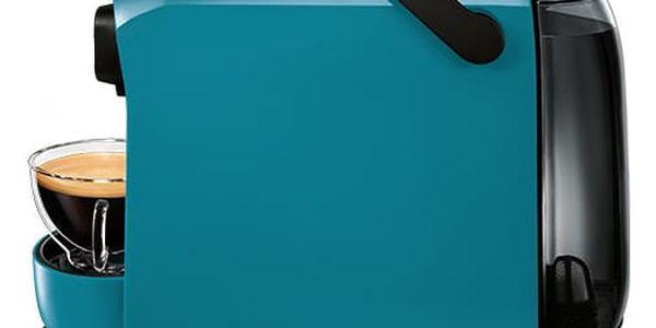 Kapslový kávovar Tchibo Cafissimo Pure: kompaktní rozměr a tři barvy4
