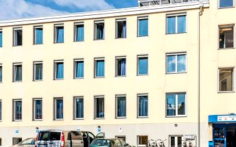 A&O Wien Stadthalle