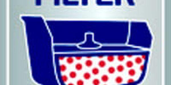 Parní čistič Leifheit Clean Tenso 11910 bílý/tyrkysový2