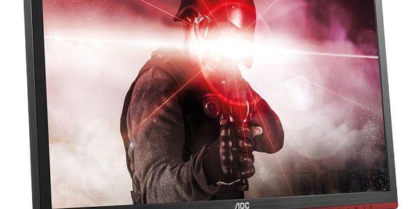 Monitor AOC G2460VQ6 (G2460VQ6) černý5