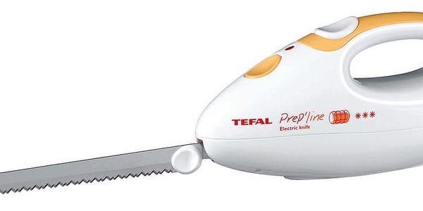 Elektrický nůž Tefal Prep´ Line 852331 bílý2
