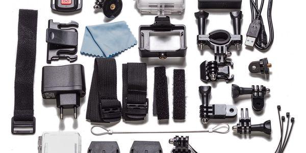 Outdoorová kamera Niceboy VEGA 4K černá2