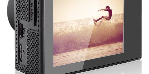 Outdoorová kamera Niceboy VEGA 4K černá3