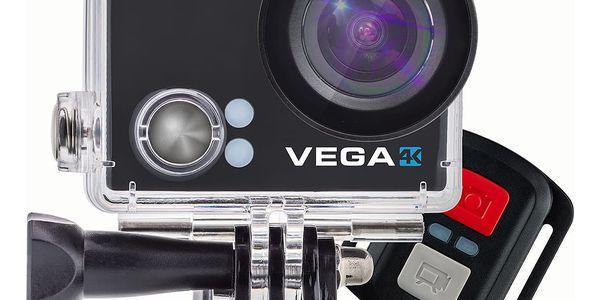Outdoorová kamera Niceboy VEGA 4K černá5