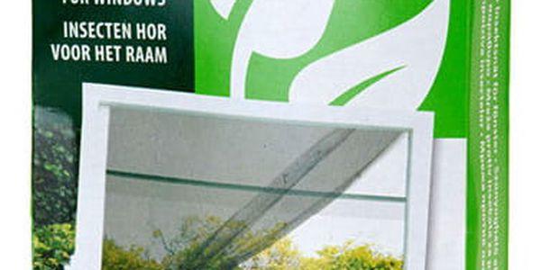 ProGarden Okenní síť proti hmyzu - 130 x 150 cm