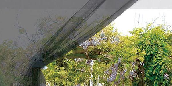 ProGarden Okenní síť proti hmyzu - 130 x 150 cm3