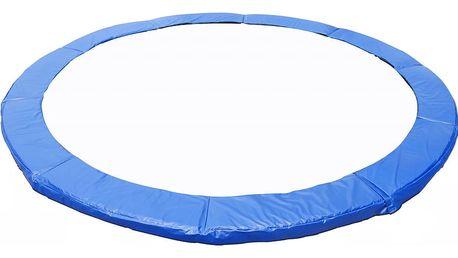 Kryt pružin na trampolínu 244 cm - modrý
