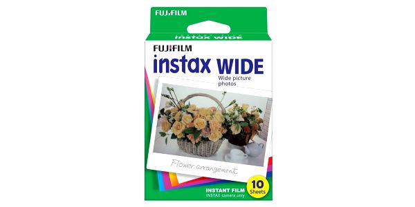 Instantní film Fujifilm Instax wide 10ks (16385983)2