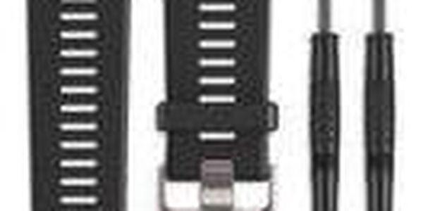Řemínek Garmin pro vívoactive Optic Black (velikost XL) černé2