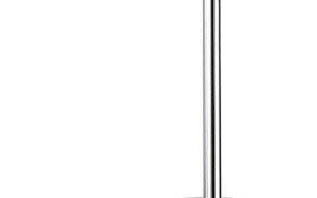 Nádoba na WC REVELLO + štětka, Power-Loc,chromovaná ocel, WENKO