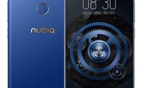Mobilní telefon Nubia Z17 Lite DualSIM 6 GB + 64GB modrý/zlatý (6902176902338)