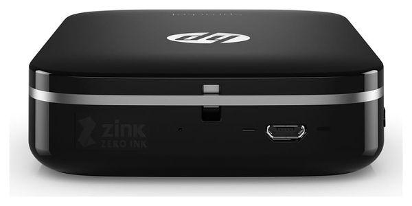 Fototiskárna HP Sprocket Photo Printer (Z3Z92A#633) černá3