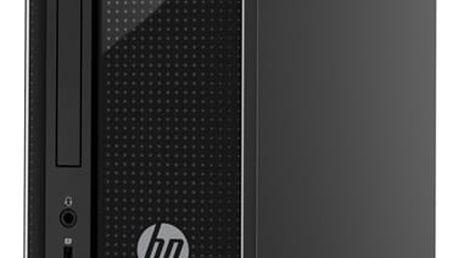 PC mini HP Slimline 260-a103nc (Y4K43EA#BCM) černý + DOPRAVA ZDARMA