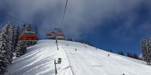 Kurz lyžování pro 2 osoby (2 h)5