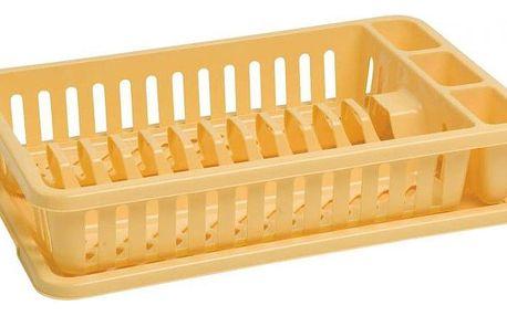 CURVER 31783 Odkapávač na nádobí - žlutý