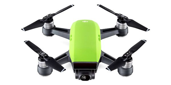 Dron DJI Spark Fly More Combo (DJIS0202C) zelený2