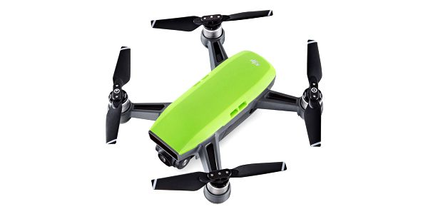 Dron DJI Spark Fly More Combo (DJIS0202C) zelený3