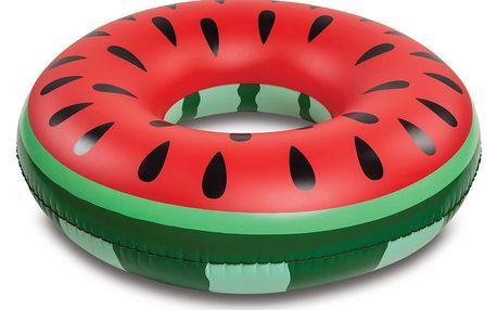 Nafukovací kruh ve tvaru melounu Big Mouth Inc.