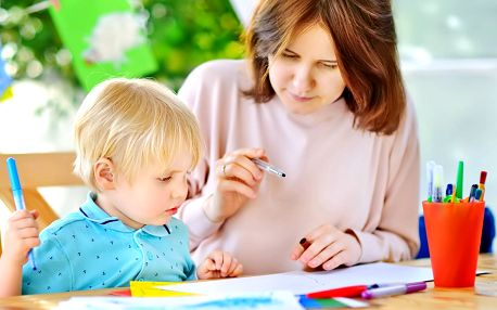 Prázdninové hlídání dětí s kreativní dílničkou