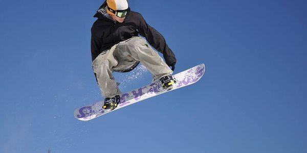 Kurz snowboardingu pro začátečníky4