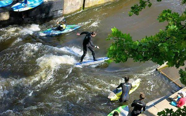 Surfing na řece, 2 hodiny, počet osob: 1, Brandýs nad Labem (Středočeský kraj)2