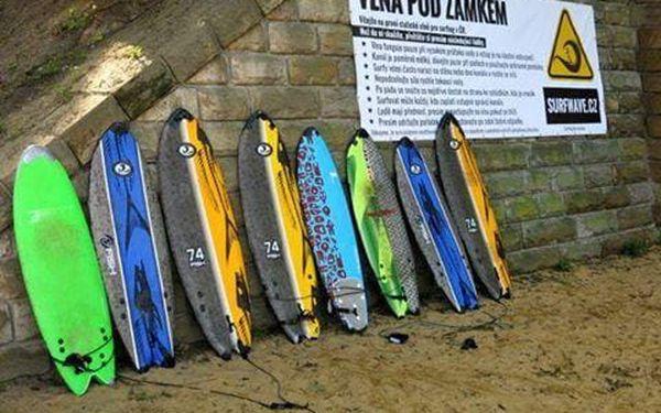 Surfing na řece, 2 hodiny, počet osob: 1, Brandýs nad Labem (Středočeský kraj)3