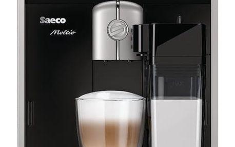 Espresso Saeco Moltio HD8769/09 černé Káva zrnková Simon Lévelt BIO Uganda 250 g v hodnotě 159 Kč + DOPRAVA ZDARMA