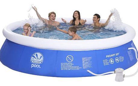 JILONG Prompt Pool 3,6 x 0,90 m kartušová filtrácia