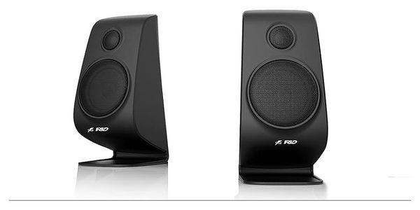 Reproduktory Fenda F&D F580X 2.1, bluetooth, rádio, USB, dálkové ovládání (F580X) černé5