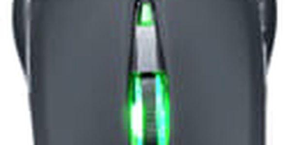 Myš Connect IT Battle (CI-78) černá / optická / 6 tlačítek / 2000dpi2