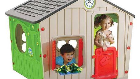Buddy Toys BOT 1141 VILLAGE šedý