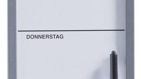Magnetická tabule, 60x20 cm, plánovač, ZELLER