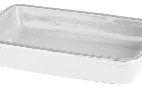 Emako Keramické nádobí žáruvzdorné pro zapékání, barva bílá