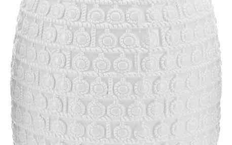 Keramická váza na květy, dekorace - vysoký, 38 x Ø 17 cm Emako