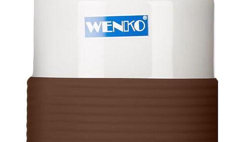 WENKO Dávkovač na mýdlo BAHIA BROWN - 350 ml