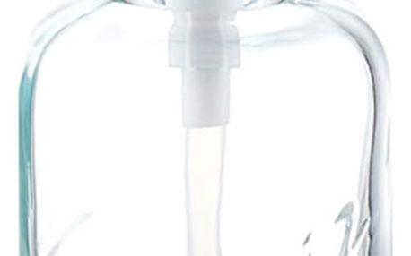 Dávkovač na mýdlo, na balzám krém, - skleněný, ZELLER