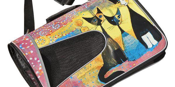 Cestovní taška na psa, kočku ROSINA WACHTMEISTER, transportér, WENKO2