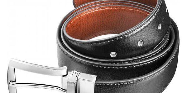 Univerzální pásek na kalhoty, kožený, WENKO