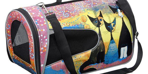 Cestovní taška na psa, kočku ROSINA WACHTMEISTER, transportér, WENKO