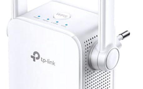 WiFi extender TP-Link RE305 AC1200 bílý (RE305)