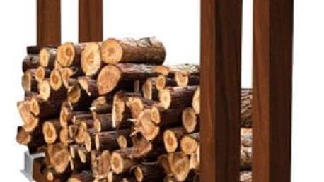 Stojan na dřevo M.A.T. 340x150mm (1 ks)