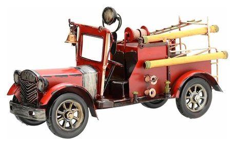 BMSHOP Model auta FIRE TRUCK 1:15