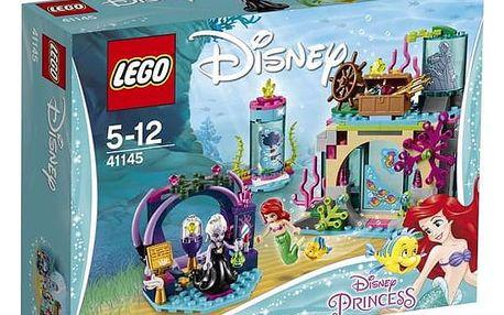 LEGO® DISNEY PRINCESS™ 41145 Ariel a magické zaklínadlo