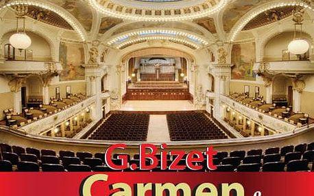 Silvestrovský koncert v Obecním domě - Carmen a Novosvětská