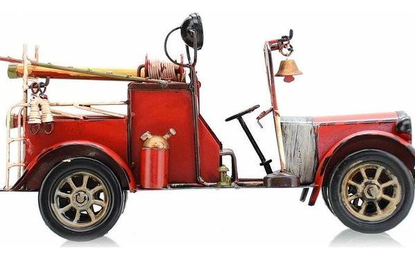 BMSHOP Model auta FIRE TRUCK 1:152