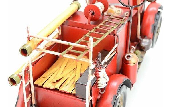 BMSHOP Model auta FIRE TRUCK 1:153