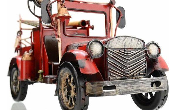BMSHOP Model auta FIRE TRUCK 1:155