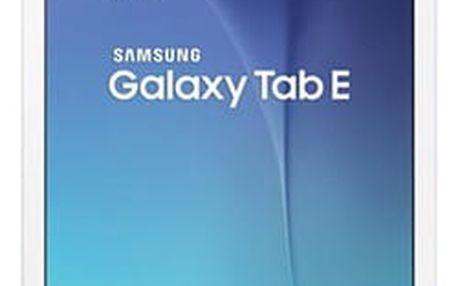 Dotykový tablet Samsung Tab E (SM-T560) (SM-T560NZWAXEZ) bílý Software F-Secure SAFE, 3 zařízení / 6 měsíců v hodnotě 979 Kč
