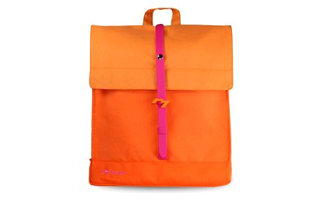 Oranžový batoh Natwee