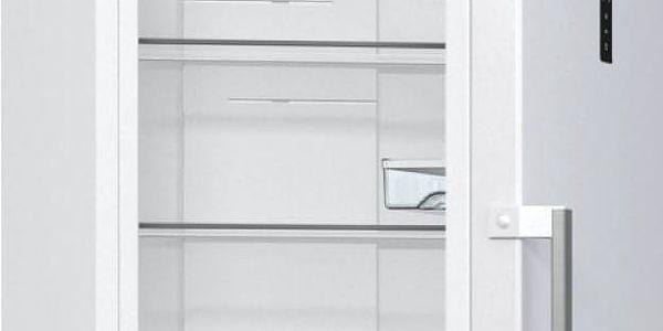 Chladnička s mrazničkou Gorenje NRK6202TW bílá2